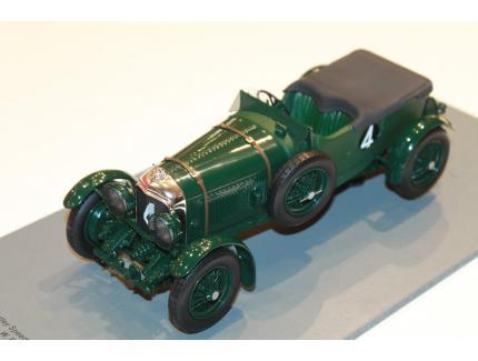 BENTLEY SPEED SIX N°4 WIN LM 1930 SPARK 1/18°