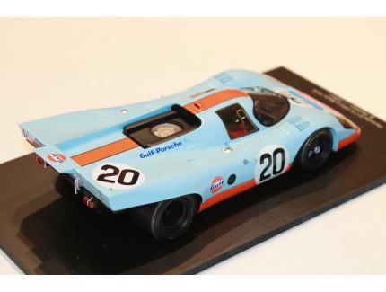 PORSCHE 917K N°20 24H LM 1970 SPARK 1/18°