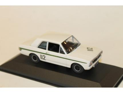 FORD LOTUS CORTINA MK2 FVA N°112 GROUPE 5  1967 VANGUARD 1/43°