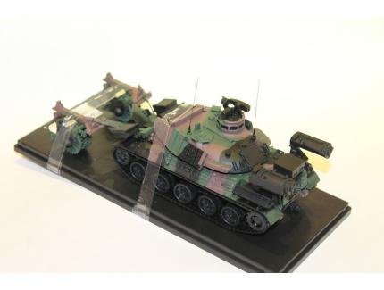 CHAR DE BATAILLE/MBT AMX30 B2 DT 2015 MASTER FIGHTER 1/48°