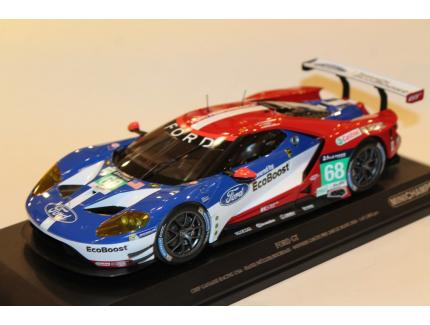FORD GT CHIP GANASSI RACING USA MINICHAMPS 1/18°