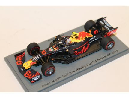 ASTON MARTIN RED BULL RACING RB15 N°10 CHINESE GP 2019 SPARK 1/43°