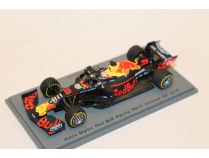 ASTON MARTIN RED BULL RACING RB15 N°33 CHINESE GP 2019 SPARK 1/43°