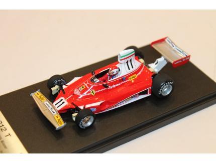 FERRARI 312 T N°11 WINNER ITALIAN GP 1975 LOOKSMART 1/43°