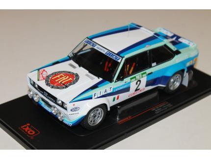 FIAT 131 ABARTH N°2 RALLYE PORTUGAL 1980 IXO 1/18°