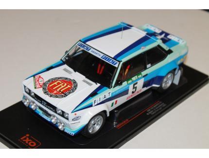 FIAT 131 ABARTH N°5 RALLYE PORTUGAL 1980 IXO 1/18°