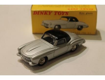 "MERCEDES 190 SL GRISE ""GLACES"" DINKY TOYS 1/43°"
