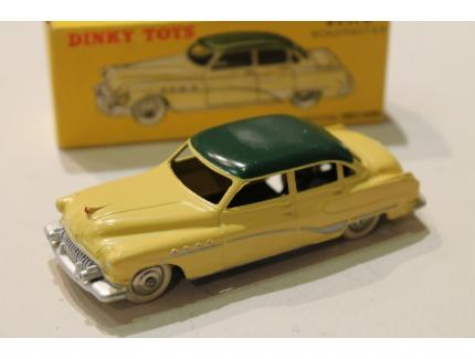 BUICK ROADMASTER BEIGE DINKY TOYS 1/43°