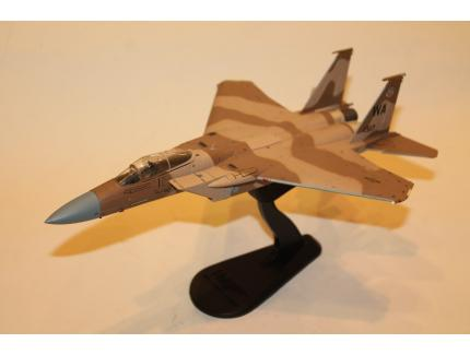 MCDONNELL DOUGLAS F-15C EAGLE 2012 HOBBY MASTER 1/72°