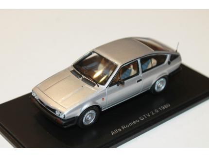 ALFA ROMEO GTV 2.0 GRIS 1980 SPARK 1/43°