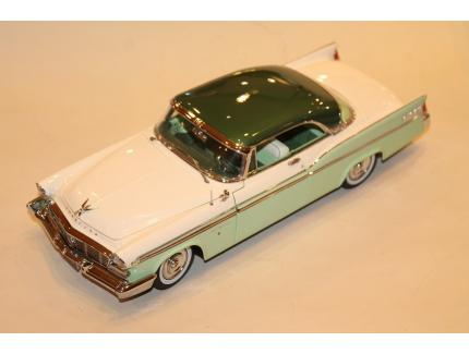 CHRYSLER NEW YORKER ST REGIS GREEN 1956 1/18°