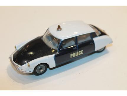 "CITROEN DS19 ""POLICE"" DINKY TOYS 1/43°"