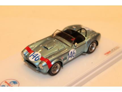 SHELBY COBRA N°146 TARGA FLORIO CLASS WINNER 1964 TSM 1/43°
