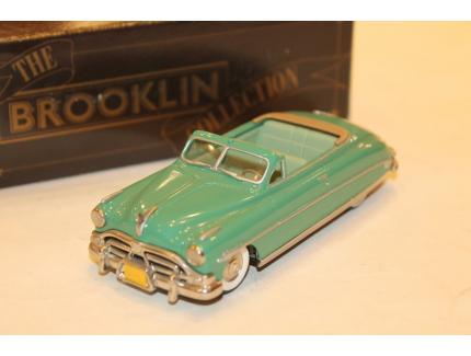 HUDSON HORNET CONVERTIBLE 1952 BROOKLIN 1/43°