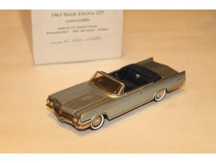 BUICK ELECTRA 225 CONVERTIBLE 1963 MADISON 1/43°