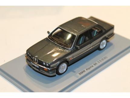 BMW ALPINA B6 3.5L GRISE SPARK 1/43°