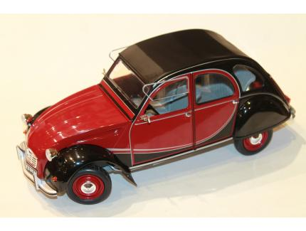 CITROEN 2CV CHARLESTON Z-MODELS 1/12°