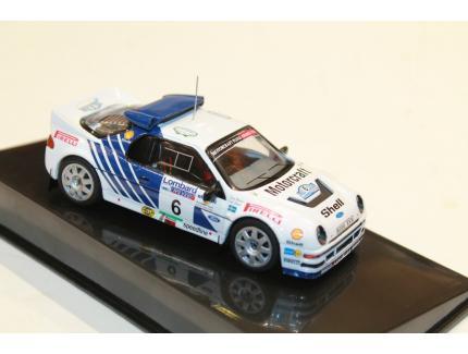FORD RS200 N°6 RAC 1986 IXO 1/43°