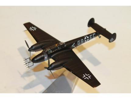 MESSERSCHMITT BF110E 1942 CORGI 1/72°