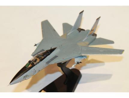 "GRUMMAN F-14 TOMCAT ""USS INDEPENDENCE"" 1994 HOBBY MASTER 1/72°"