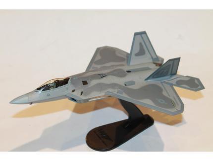 "LOCKHEED F-22 RAPTOR ""BAY COUNTY"" HOBBY MASTER 1/72°"