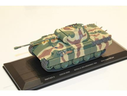 PANTHER G BATAILLE DES ARDENNES 1944 ODEON 1/43°