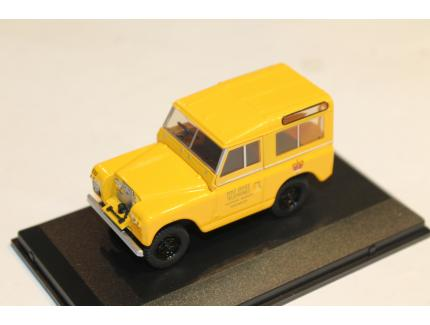 LAND ROVER SERIE II SWB POST OXFORD 1/43°