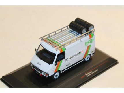 FIAT 242 TOTIP ASSIST IXO 1/43°