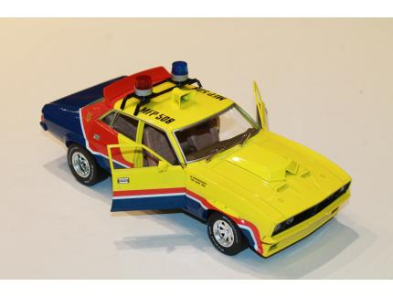 FORD FALCON XB POLICE MADMAX 1974 GREENLIGHT 1/18°