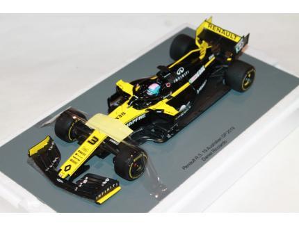 RENAULT F1 RS.19 N°3 2019 SPARK 1/18°