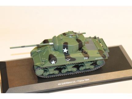M4 SHERMAN US - FRANCE 1944 ODEON 1/43°