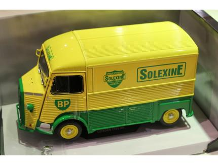 CITROEN TYPE HY 1969 BP SOLEXINE SOLIDO 1/18°
