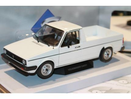VW CADDY MK1 BLANCHE 1982 SOLIDO 1/18°