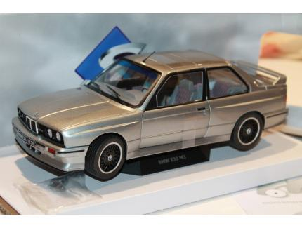 BMW M3 1990 GRISE SOLIDO 1/18°
