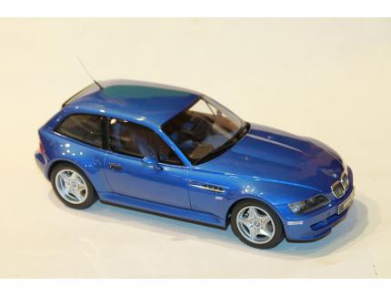 BMW Z3 M COUPE 2000 OTTO 1/18°