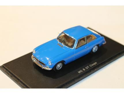 MG B GT COUPE 1970 SPARK 1/43°