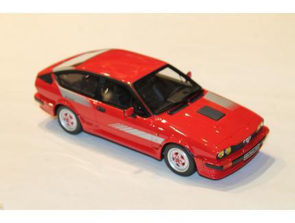 ALFA ROMEO GTV6 PRODUCTION 1984 OTTO 1/18°