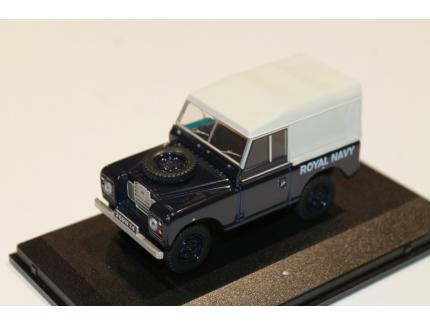 LAND ROVER SERIES III SWB ROYAL NAVY 1965 OXFORD 1/43°