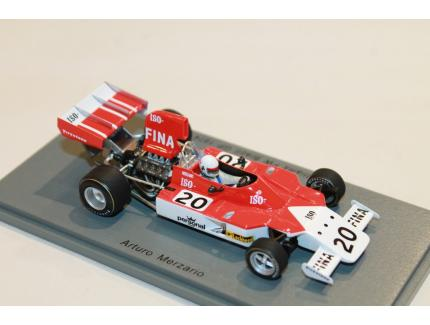 WILLIAMS FW BRAZIL GP 1974 SPARK 1/43°