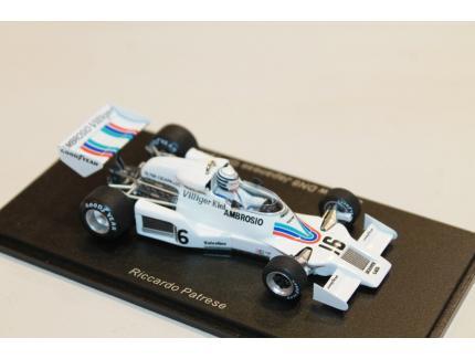 SHADOW DN8 JAPANESE GP 1977 SPARK 1/43°