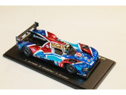 BR ENGINEERING BR1 AER SMP RACING 24H LE MANS 2019 SPARK 1/43°