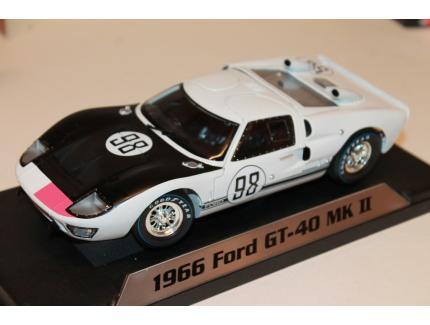 FORD GT-40 MK II DAYTONA 1966  ACME 1/18°