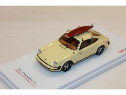 PORSCHE 911S 2.7 1977 TSM 1/43°