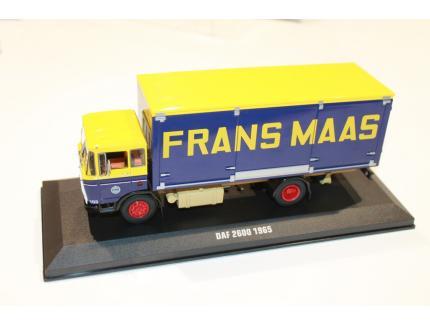 DAF 2600 FRANS MAAS 1965 IXO 1/43°