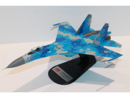 "SUKHOI SU-27 ""FLANKER"" 1980 HOBBY MASTER 1/72°"