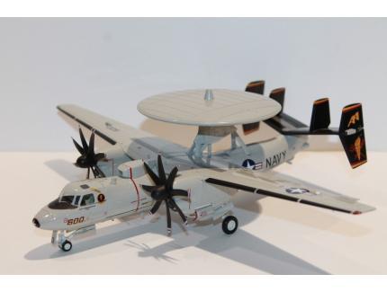 NORTHROP GRUMMAN E-2C HAWKEYE TIGER TAILS 2009 HOBBY MASTER 1/72°