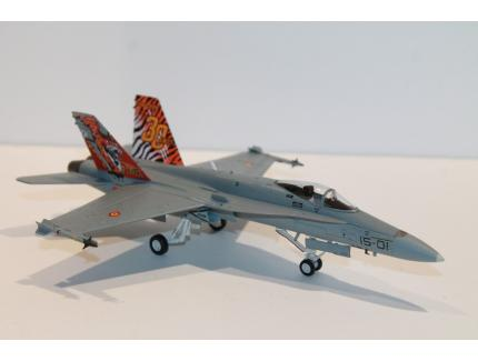 MCDONNEL DOUGLAS F/A-18 NATO TIGER MEET 2016 HOBBY MASTER 1/72°