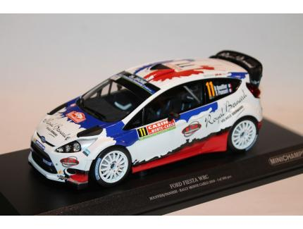 FORD FIESTA RS WRC MC 2014 MINICHAMPS 1/18°