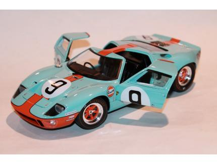 FORD GT40 GULF LM 1968 #9 SOLIDO 1/18°