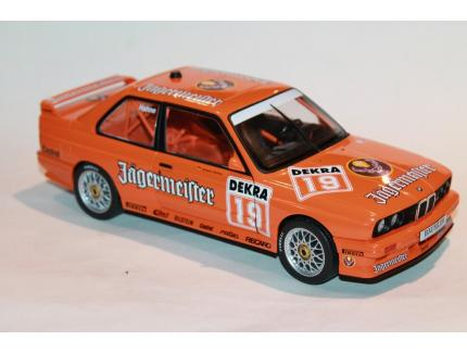 BMW E30 M3 DTM 1992 SOLIDO 1/18°